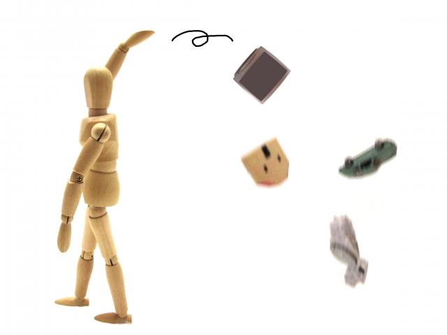 株式会社ジャストライト浪岡 智がお送りする四字熟語の「三日坊主」についてのイメージ画像